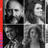 Reading: Esad Babačić, Michelle Brown, Lorna Crozier, Jay MillAr, Julie Morrissy and Gavin Russell