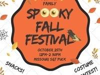 Graduate Family Spooky Fall Festival