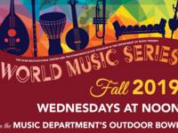World Music Series: Norteno Music with Los Catanes del Norte