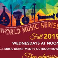 World Music Series: UCSB Gamelan Ensemble
