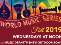 World Music Series: UCSB Gospel Choir