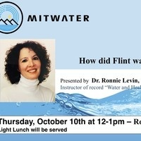MIT WATER Lunch & Learn Series