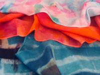Silk Scarves Workshop