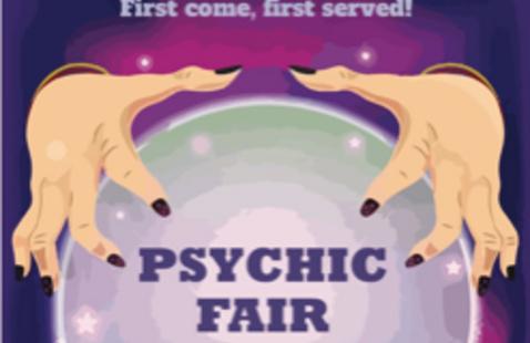 MAC Psychic Fair