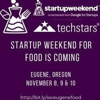 Techstars Startup Weekend Eugene: Food Edition
