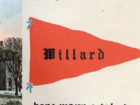 Willard: Stories of people. Scars in a landscape. Preserving a place.