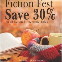 UMC Bookstore Fiction Book Sale
