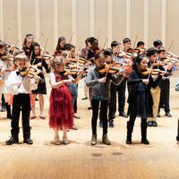 Suzuki Group Violin Fall Quarter Recital