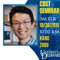CBST Seminar: Kang Zhou, National University of Singapore
