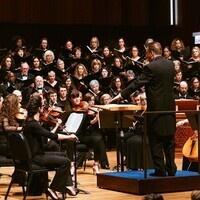 DePaul Community Chorus Winter Quarter Concert