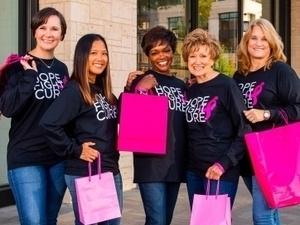 Breast Cancer Awareness Month: Arundel Mills Supports Susan G. Komen Foundation