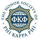 Phi Kappa Phi Fall 2019 Induction Ceremony