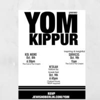 Chabad Yom Kippur N'eilah