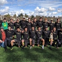 UO Men's Ultimate @ Chico State Tournament