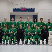 UO Hockey @ Eastern Washington University