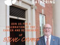 Steve Crump, CFO, Retirement Celebration