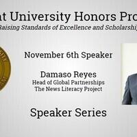 Honors Speaker Series