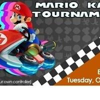 Mario Kart Night