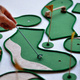 Miniature Mini Golf: Relax & Play