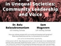 Reshaping Narratives in Unequal Societies