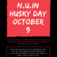 N.U.in Husky Day