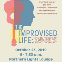 Improvised Life: Exploring Intersections between Mental Health and Creativity through Jazz
