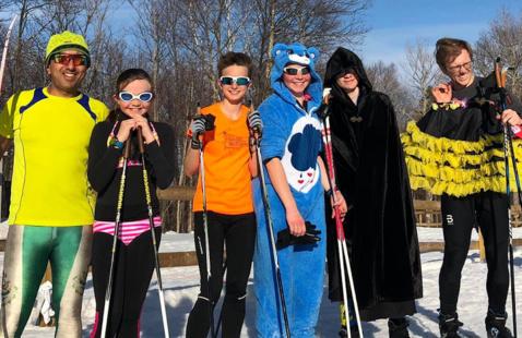 Citizen's Night Ski Race Series