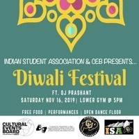 CU Boulder Diwali Celebration