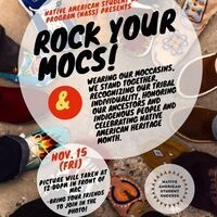 Rock Your Mocs!