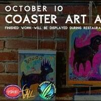 Coaster Art at Bluegrass Kitchen