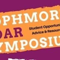 Sophomore SOAR Symposium