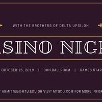 Casino Night with Delta Upsilon