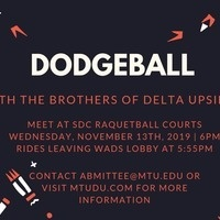 Dodgeball with Delta Upsilon