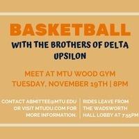 Basketball with Delta Upsilon