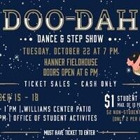 UPB Sboro -  Doo-Dah Dance & Step Show Ticket Sales