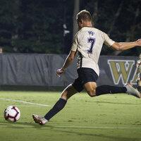 Wake Men's Soccer vs. William & Mary