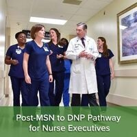 DNP Nurse Executives Virtual Open House