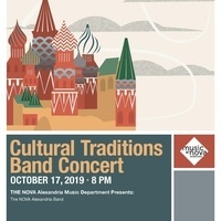Cultural Traditions Band Concert