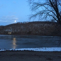 Full Moon Towpath Trek