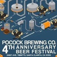 Pocock Brewing 4th Anniversary Beer Fest