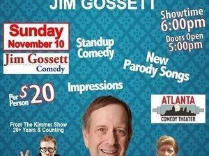 Jim Gossett from The Kimmer Show