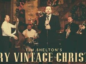Vintage Christmas Event