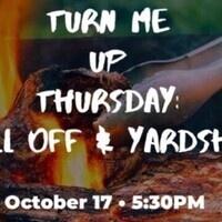 Turn Me Up Thursday