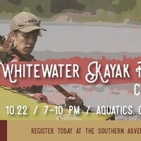 Whitewater Kayak Roll Clinic