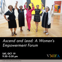 Ascend and Lead: A Women's Empowerment Forum