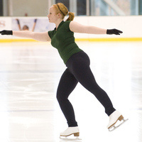 Figure Skating Skill Development