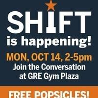 SHIFT Popsicle Pop-up Event