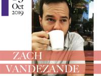 Zach VandeZande: A Reading