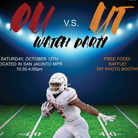 RHPT UT Vs OU Watch Party