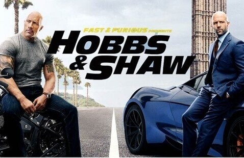 Fast and Furious Presents: Hobbs and Shaw (Film)